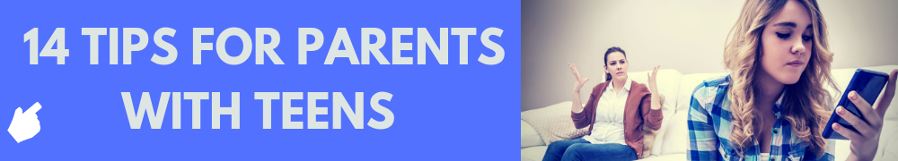 14 tips for parents of teens