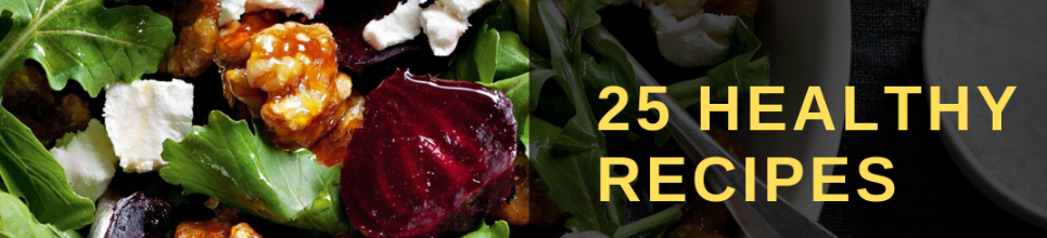 25 healthy recipes from our dietitians