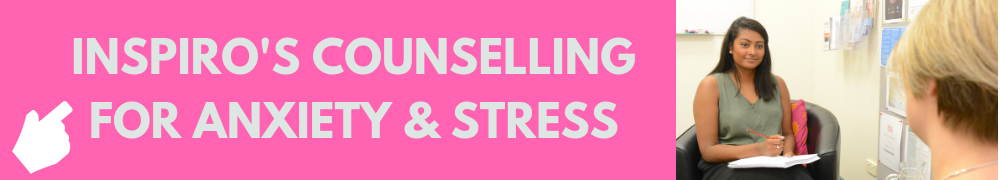 Counselling for anxiety and stress