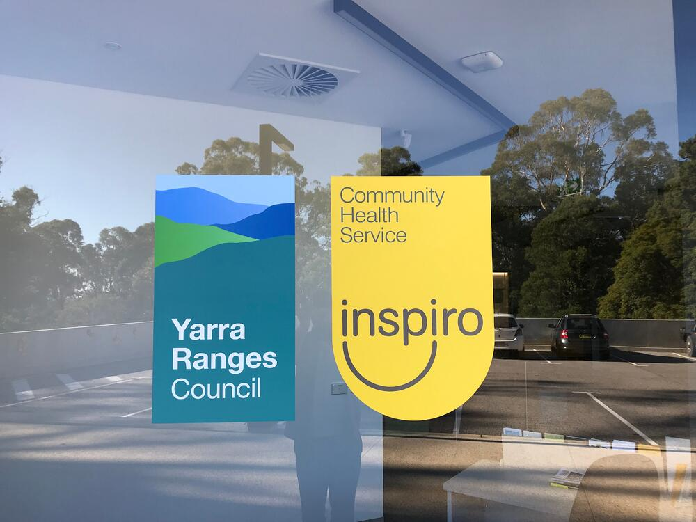 The Belgrave Hub is a partnership between the Yarra Ranges Council and Inspiro Community Health Service