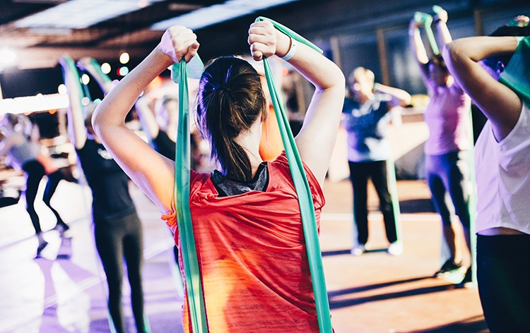 Women's physical health and activity