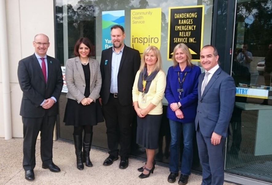 Growing suburbs fund investment in the Shire of Yarra Ranges