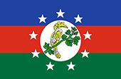 Flag  of Chin State
