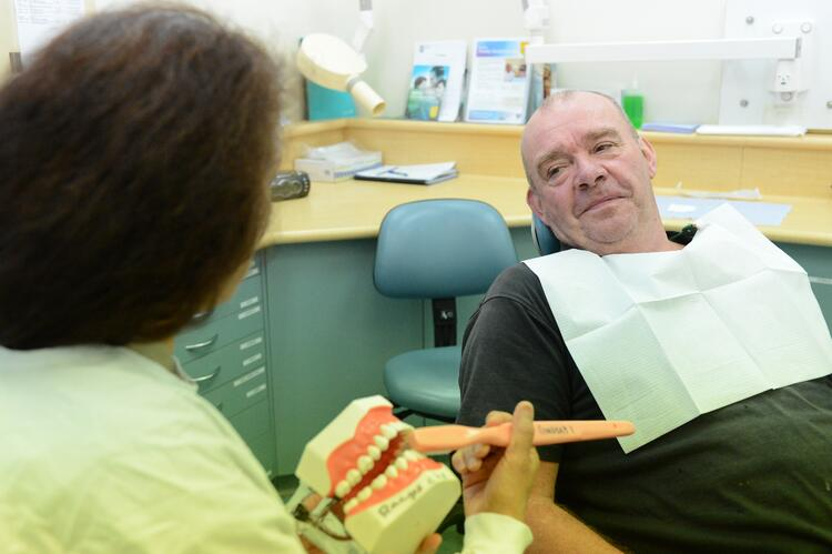 The dental professionals at Inspiro can help you manage your oral health