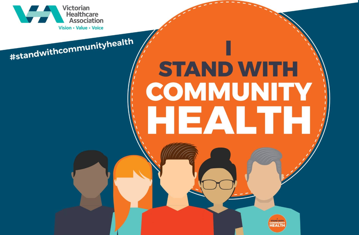 Support community health more funding needed