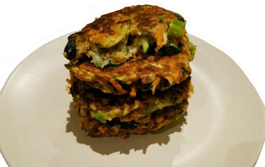 black bean and zucchini fritters dietitian recipe