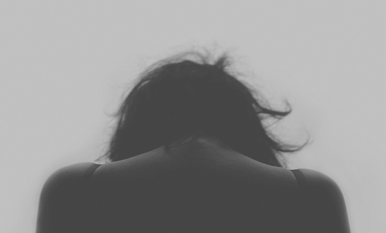 Two out of three women reported feeling nervous, anxious or on edge.