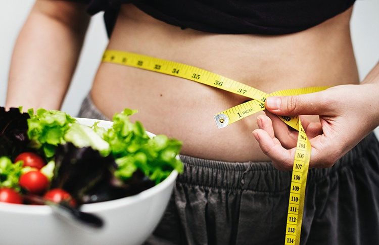 Women wanted more information on weight management.