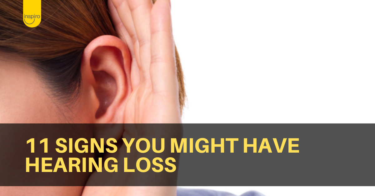 1 in 6 Australians have hearing loss - 11 signs you might be one of them...