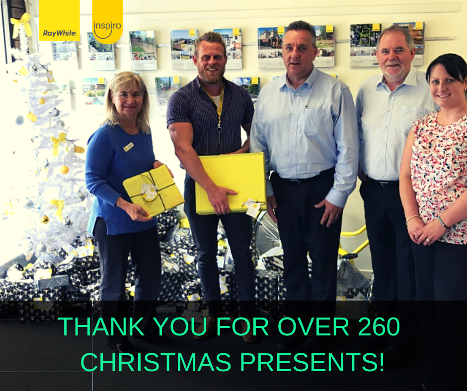 Thank you for giving to our Christmas campaign