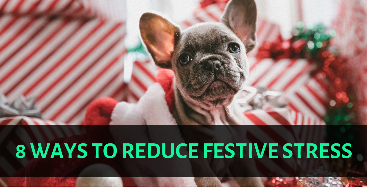 8 Ways to reduce your festive stress and anxiety