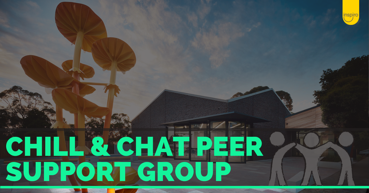 Chill and chat alcohol and drug peer support group