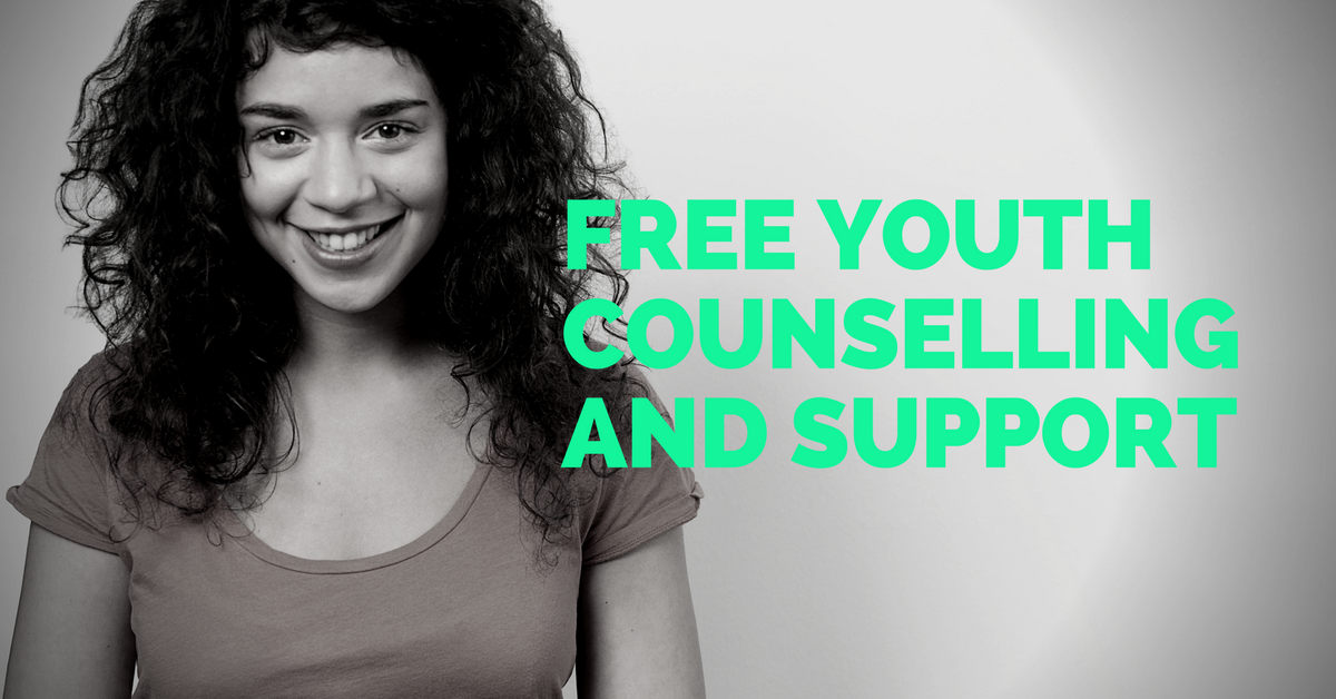 Youth counselling and support services at Inspiro