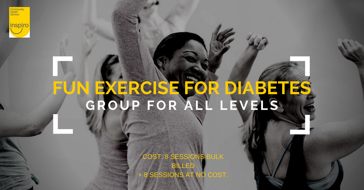 Fun exercise for diabetes