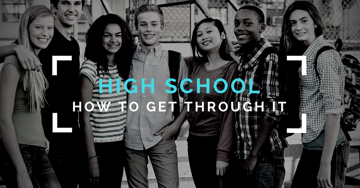 How to get good marks at high school and keep your friends