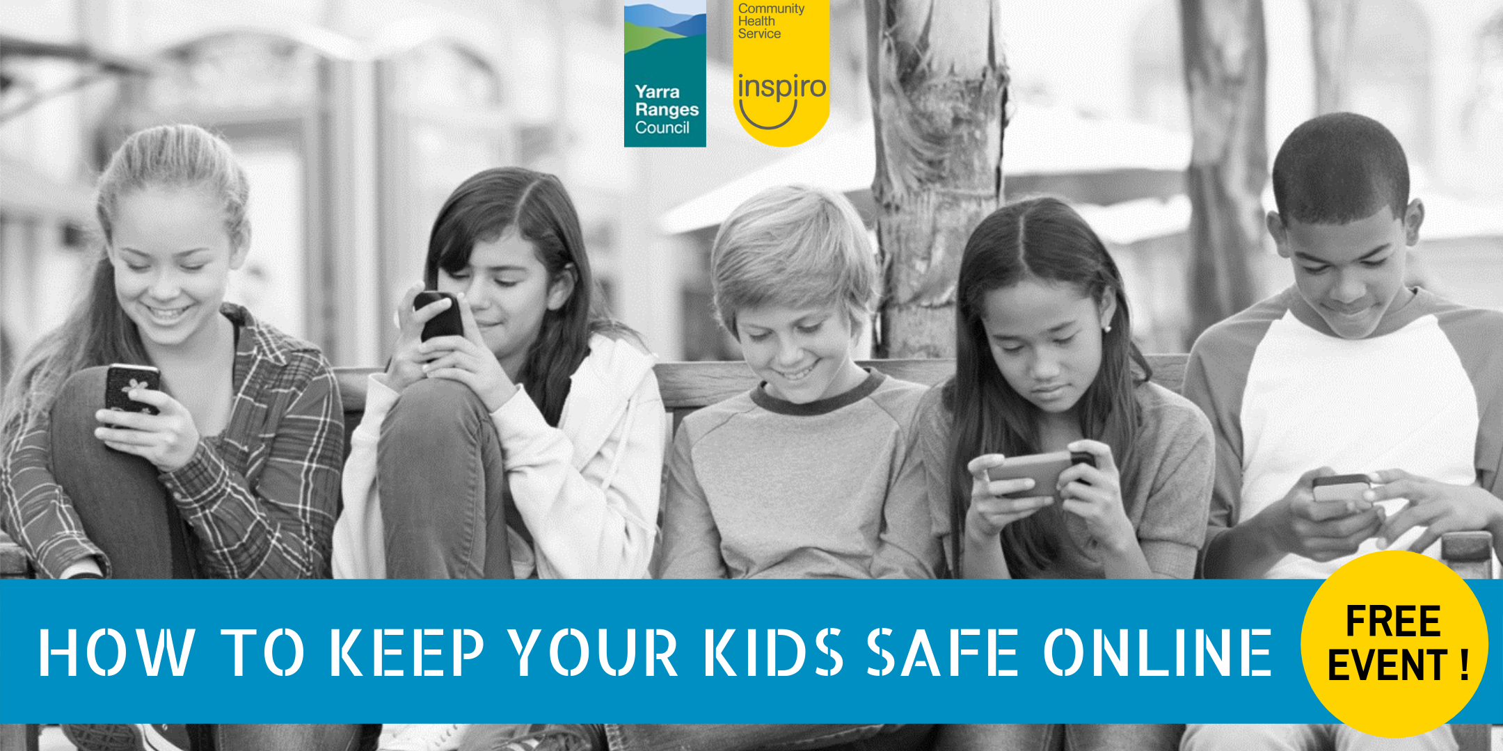 How To Keep Your Kids Safe Online - free event