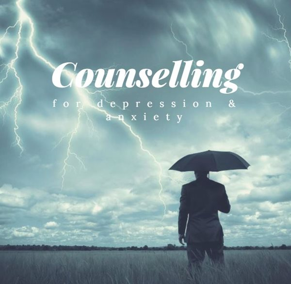 Counselling for depression, anxiety and stress