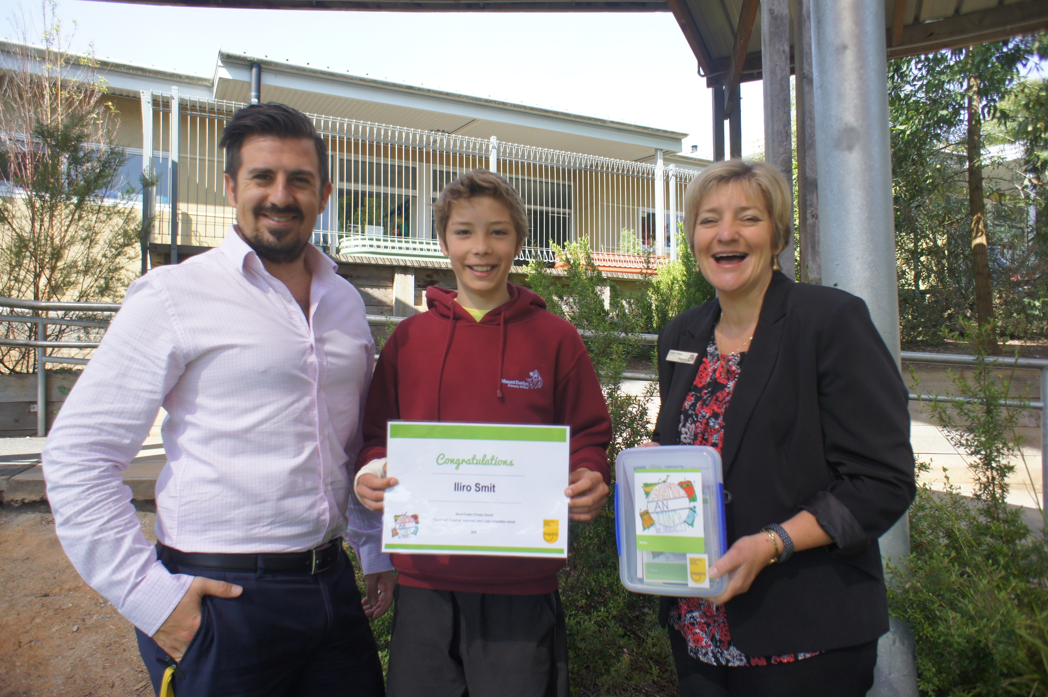 Healthy eating plan to slow obesity problem in Victorian schools