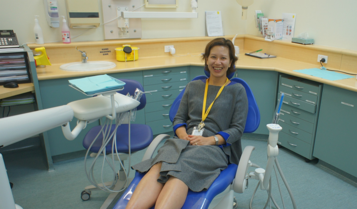 Inspiro's amazing new dental chairs improve the experience for clients