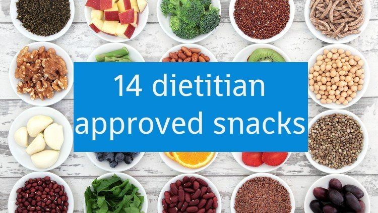14 Dietitian approved healthy plant based snacks