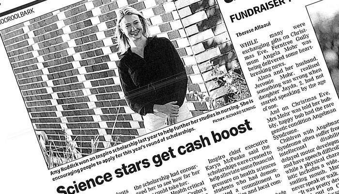 Science stars get cash boost.