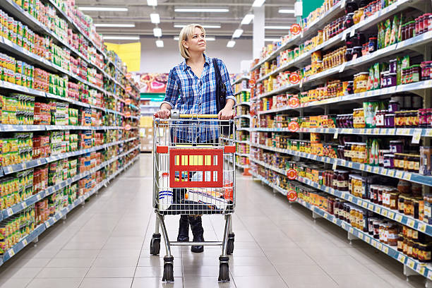 Shopping smarter at the supermarket