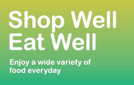 Shop well eat well nutritionist advice