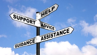 Support, psychology and counselling for locals
