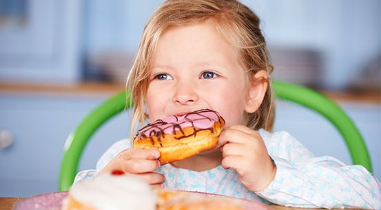 Are your children eating junk food at school? They don't have to be...