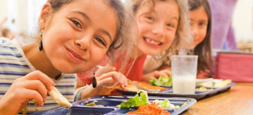 Are your children eating junk food at school? They don't have to be