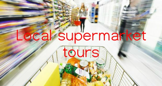 Dietitian led local supermarket tours - Buy the best groceries for you and your family
