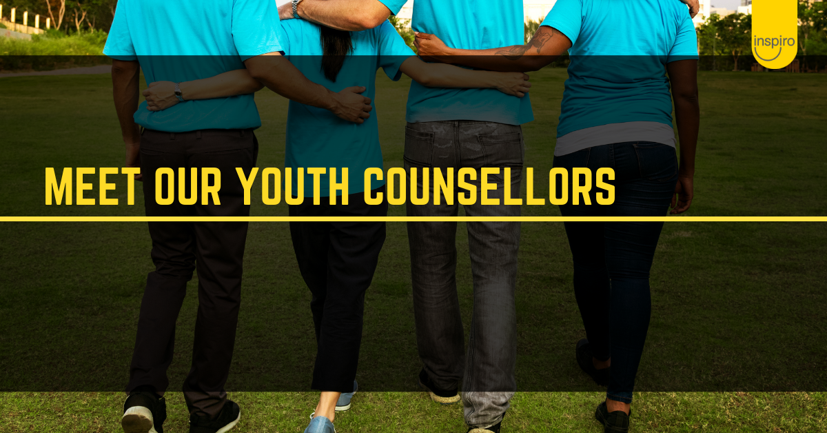 Meet our youth counsellors