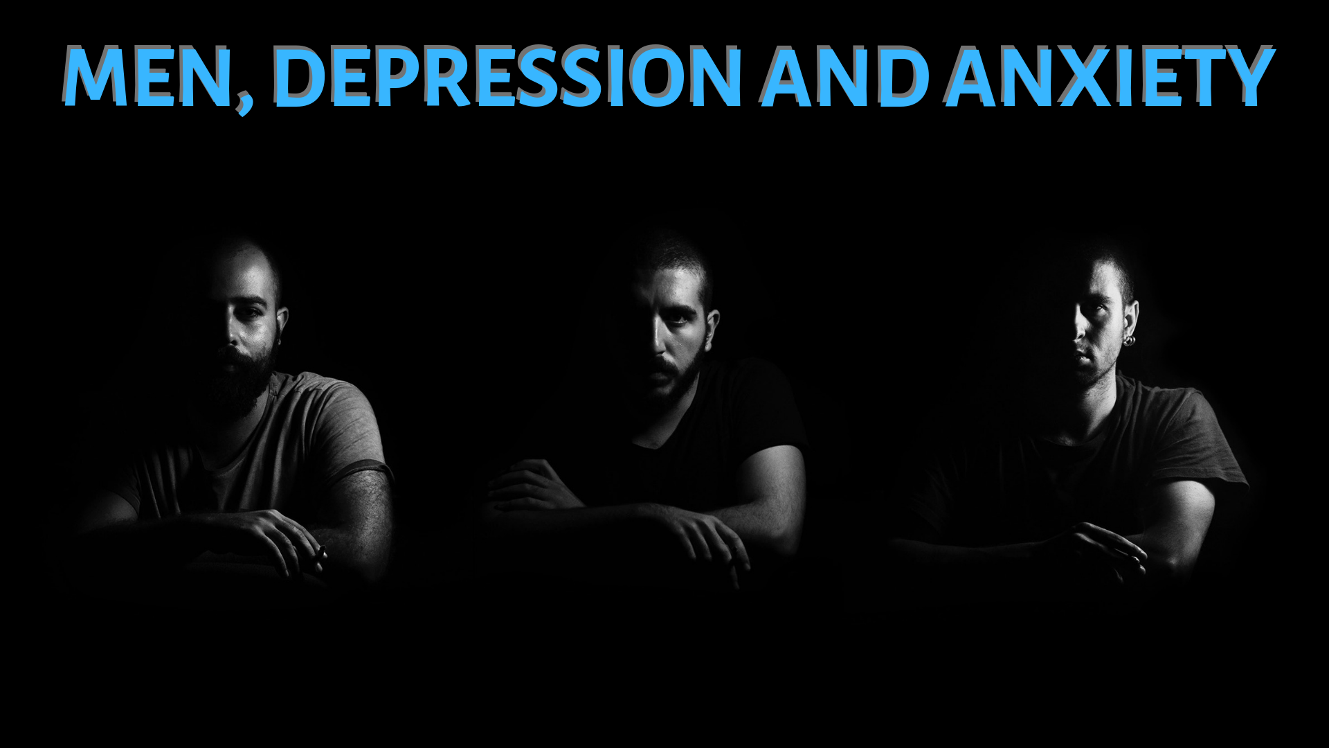 Men, depression and anxiety