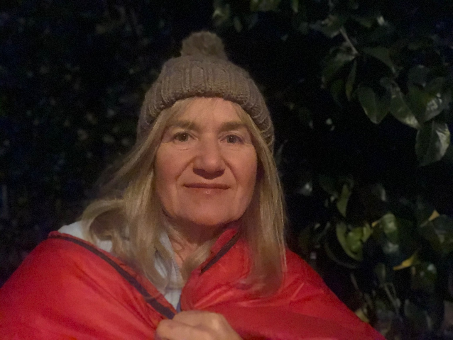 Our CEO is sleeping outside to put a spotlight on homelessness in the Yarra Ranges