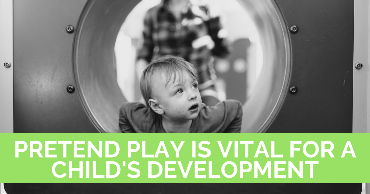 The benefits of pretend play for young kids