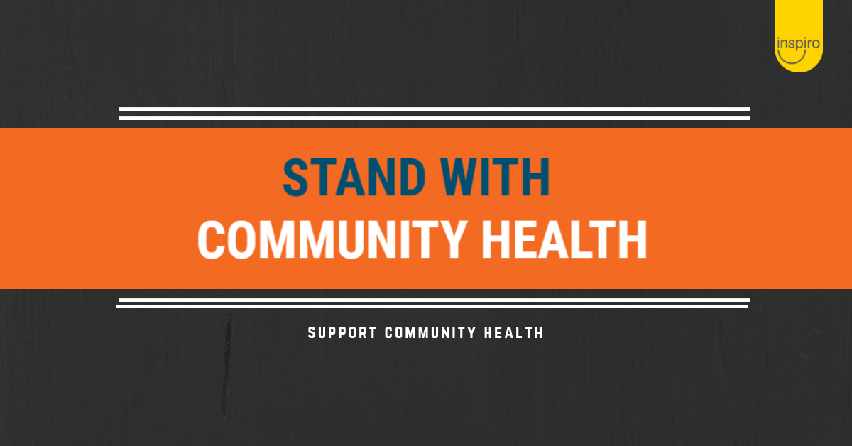 Government must support community health to meet community needs
