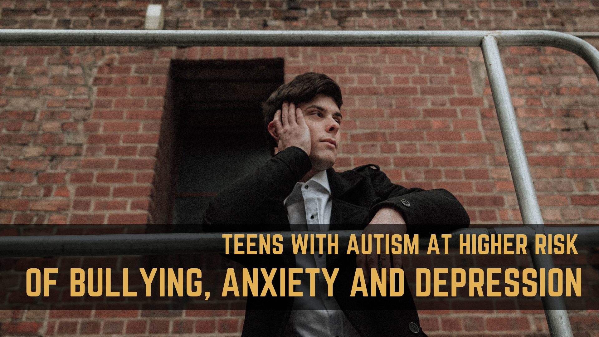 Why teens with Autism Spectrum Disorder are at higher risk of bullying, anxiety and depression
