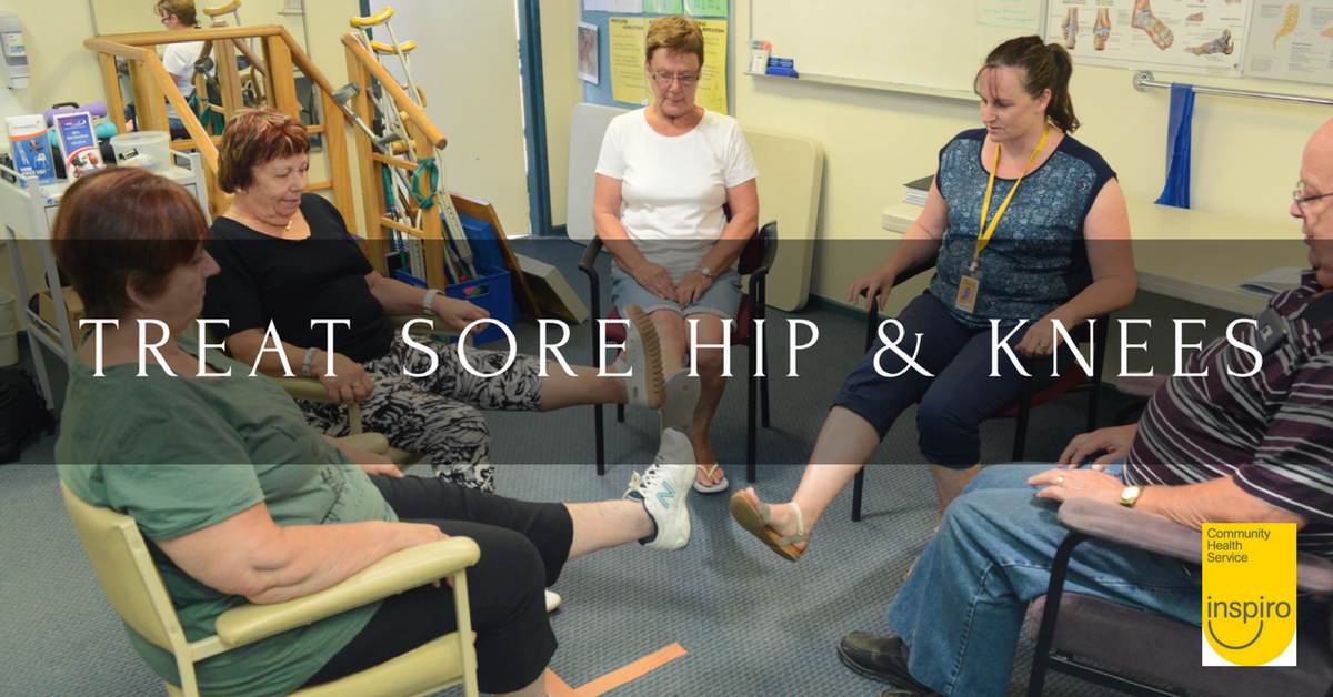 Want to relieve your hip and knee pain?