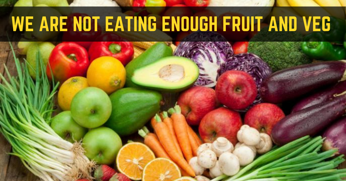 Yarra Ranges residents not eating enough fruit and vegetables