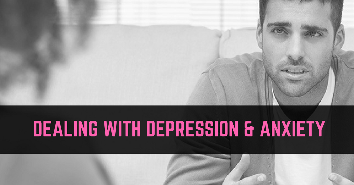 You don't have to go it alone - Understanding depression and anxiety