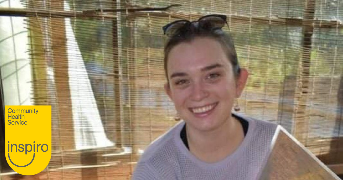 Get to know: Daisy, Senior Health Promotion Officer